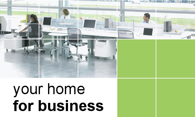 Your Home for Business